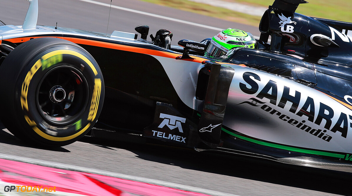 Force India shocked by Nico Hulkenberg's decision to leave