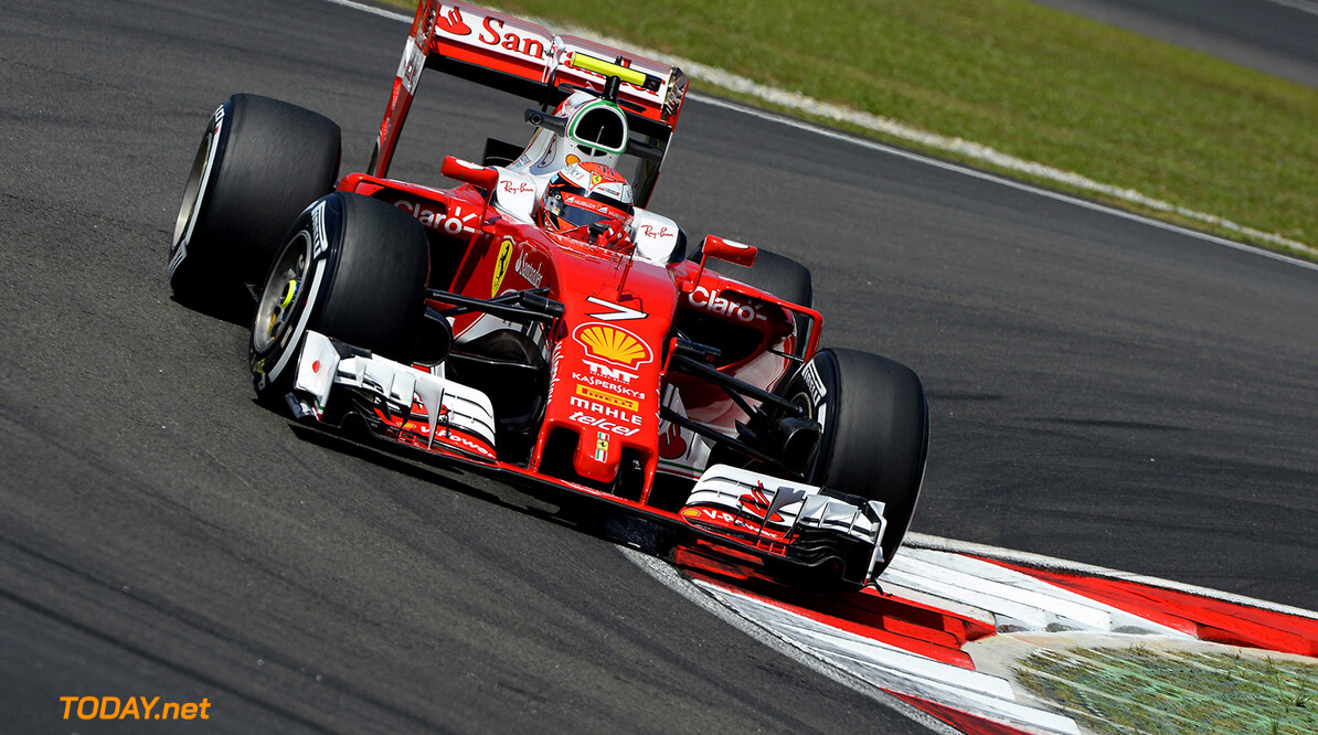Kimi Raikkonen to be investigated after second practice