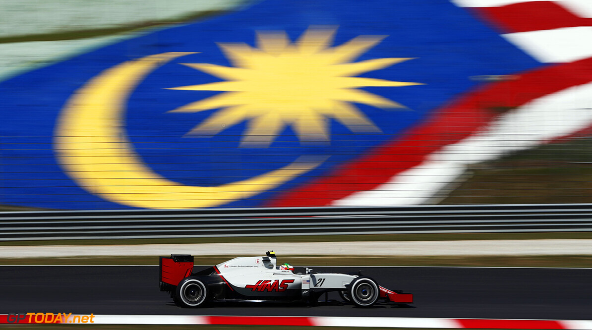 Sepang International Circuit, Sepang, Malaysia. Friday 30 September 2016. World Copyright: Glenn Dunbar/LAT Photographic ref: Digital Image _31I8323  Glenn Dunbar    f1, formula 1, formula one, grand prix, gp,  ts-live,,,,,,,