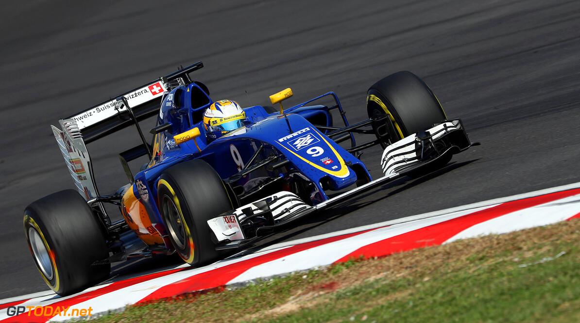 Malaysian GP Race 02/10/16 Marcus Ericsson (SWE) Sauber F1 Team.  Sepang International Circuit.  Malaysian GP Race 02/10/16 Jad Sherif                       Sepang Malaysia  F1 Formula 1 One 2016 Action Ericsson Sauber