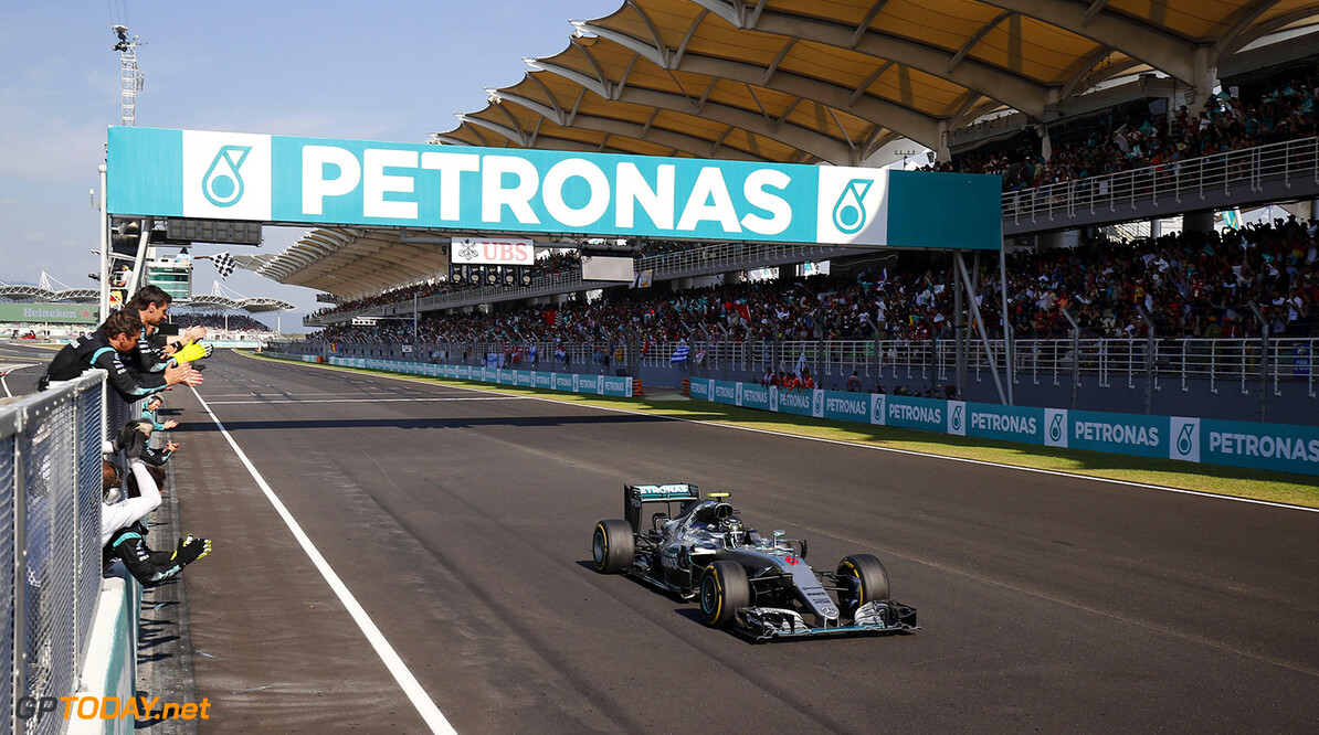 Wolff not commenting on Petronas exit rumours