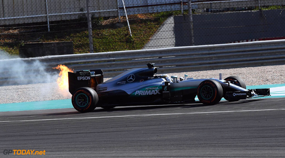 "Mechanical failures for Mercedes this weekend would be a ""nightmare"""