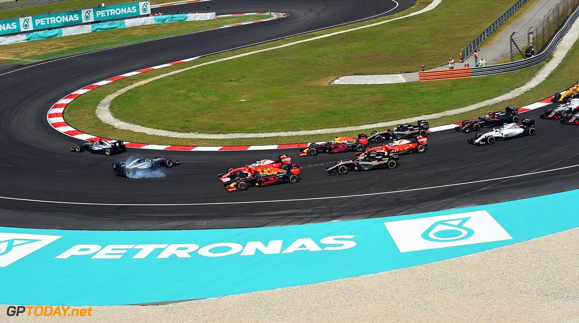 """Vettel: """"Niet overdreven agressief in Maleisië"""""""