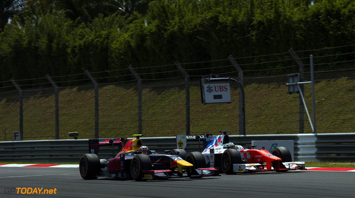 Sterke race brengt winnende Gasly terug in leiding kampioenschap