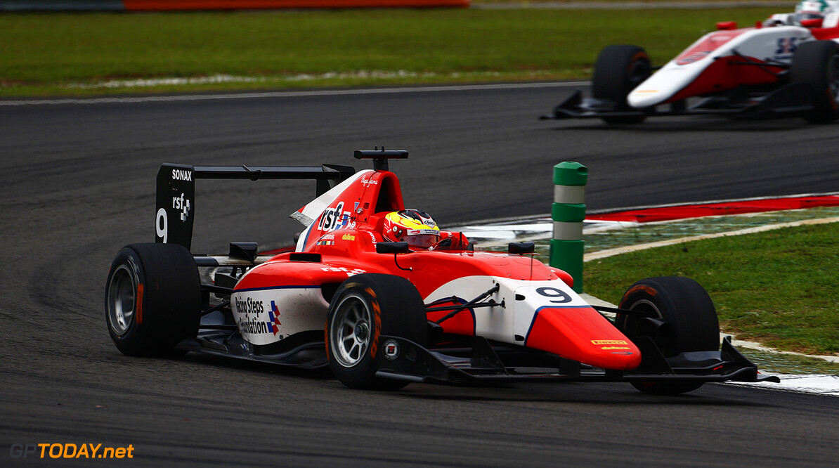 2016 GP3 Series Round 8. 