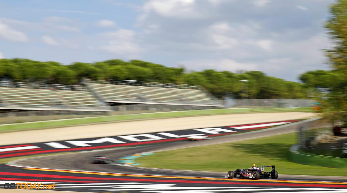 FIA Formula 3 European Championship, round 9, Imola (ITA) 9 S?rgio Sette C?mara (BRA, Motopark, Dallara F312 - Volkswagen), FIA Formula 3 European Championship, round 9, Imola (ITA), 30. September - 2. October 2016 FIA Formula 3 European Championship 2016, round 9, Imola (ITA) Thomas Suer Imola Italy