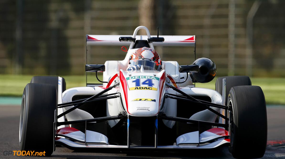 FIA Formula 3 European Championship, round 9, Imola (ITA) 14 Wing Chung Chang (MAC, ThreeBond with T-Sport, Dallara F312 - ThreeBond), FIA Formula 3 European Championship, round 9, Imola (ITA), 30. September - 2. October 2016 FIA Formula 3 European Championship 2016, round 9, Imola (ITA) Thomas Suer Imola Italy
