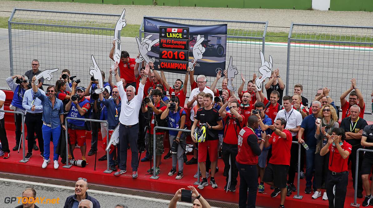 FIA Formula 3 European Championship, round 9, race 2, Imola (ITA Prema Powerteam, FIA Formula 3 European Championship, round 9, race 2, Imola (ITA), 30. September - 2. October 2016 FIA Formula 3 European Championship 2016, round 9, race 2, Imola (ITA) Thomas Suer Imola Italy