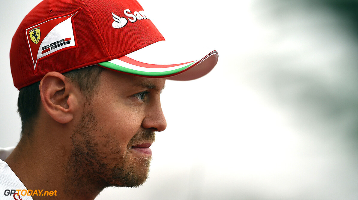Sebastian Vettel cleared after radio rant
