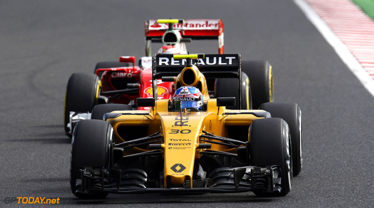 30 PALMER Jolyon (gbr) Renault action during the 2016 Formula One World Championship, Japan Grand Prix from October 7 to 9 in Suzuka - Photo Clement Marin / DPPI F1 - JAPAN GRAND PRIX 2016 Clement Marin Suzuka Japon  asie auto car f1 formula 1 formula one formule 1 formule un grand prix japon motorsport octobre race world championship