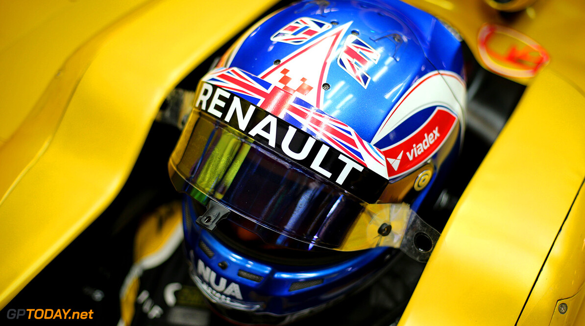 Formula One World Championship Jolyon Palmer (GBR) Renault Sport F1 Team RS16. Japanese Grand Prix, Friday 7th October 2016. Suzuka, Japan. Motor Racing - Formula One World Championship - Japanese Grand Prix - Practice Day - Suzuka, Japan Renault Sport Formula One Team Suzuka Japan  Formula One Formula 1 F1 GP Grand Prix Circuit Japan Japanese Suzuka JM635 Portrait GP1617b