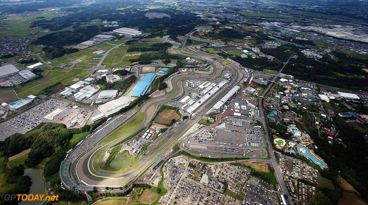 Japanse Formule 4-race uit voorprogramma F1 gehaald vanwege dreigende tyfoon