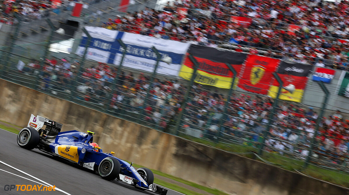 Japanese GP Sunday 09/10/16 Felipe Nasr (BRA) Sauber F1 Team.  Suzuka Circuit.  Japanese GP Sunday 09/10/16 Jad Sherif                       Suzuka Japan  F1 Formula 1 One 2016 action Nasr Sauber