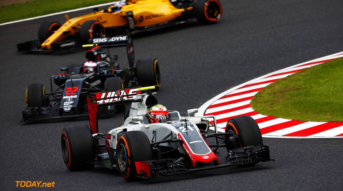 Suzuka Circuit, Japan. Sunday 09 October 2016. World Copyright: Andy Hone/LAT Photographic ref: Digital Image _ONZ5555      f1, formula 1, formula one, grand prix, gp,  ts-live,,,,,,,