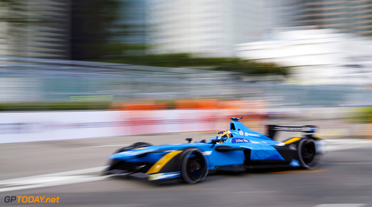 Buemi leads after first practice in Monaco