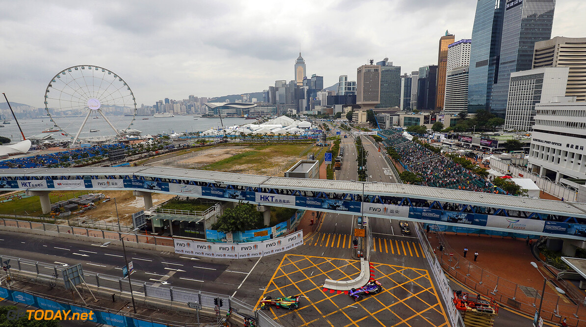 FIA Formula E Hong Kong e-Prix.