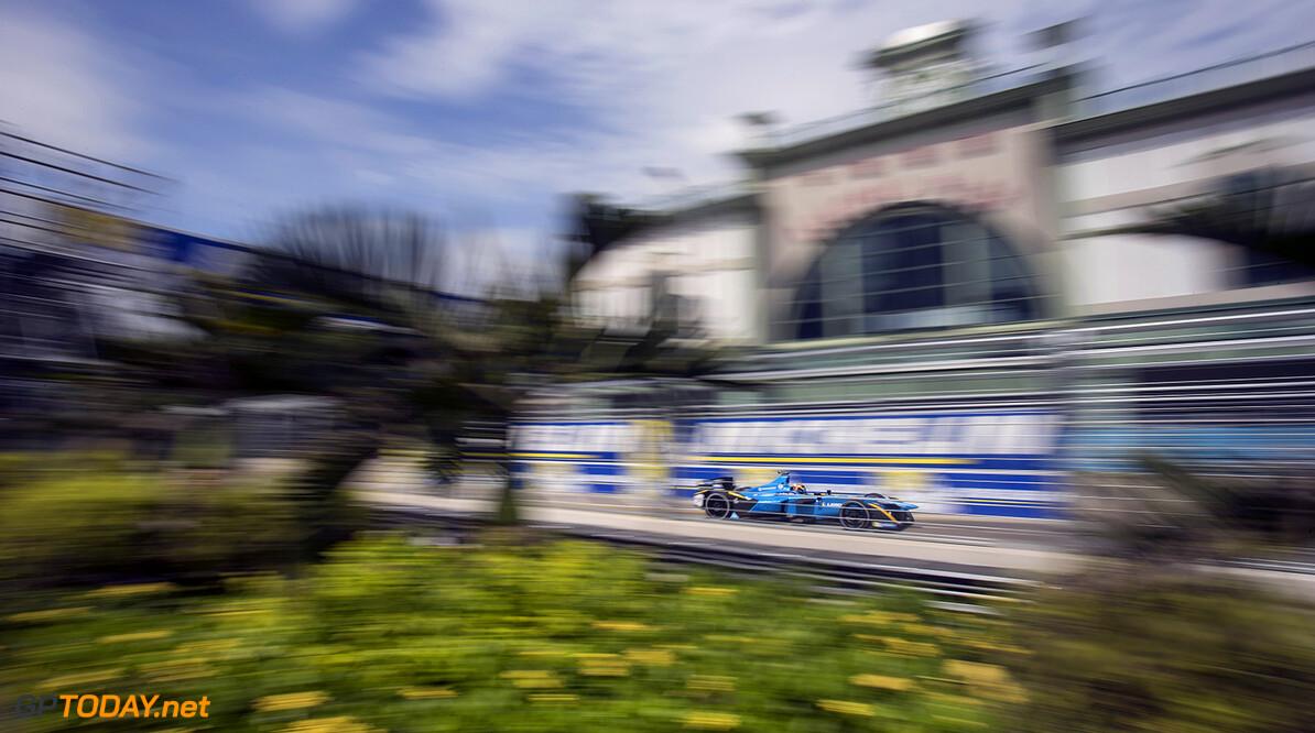 2016/2017 FIA Formula E Championship. Hong Kong ePrix, Hong Kong, China. Sunday 9 October 2016. Sebastien Buemi (SUI), Renault e.Dams, Spark-Renault, Renault Z.E 16.  Photo: Zak Mauger/LAT/Formula E ref: Digital Image _FER1678  Zak Mauger    fe formula e