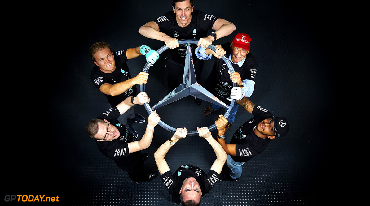 Could Rosberg lead the Mercedes Formula E team?