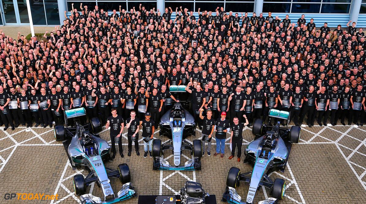 """Toto Wolff: """"Regels voor 2019 zijn er gekomen om Mercedes te stoppen"""""""
