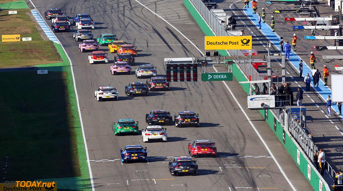 Motorsports: DTM race Hockenheim, Saison 2016 - 9. Event Hockenheimring, GER Motorsports: DTM race Hockenheimring Gruppe C GmbH Hockenheim Germany  Start VersandPartnerDTM VersandPartnerStandard