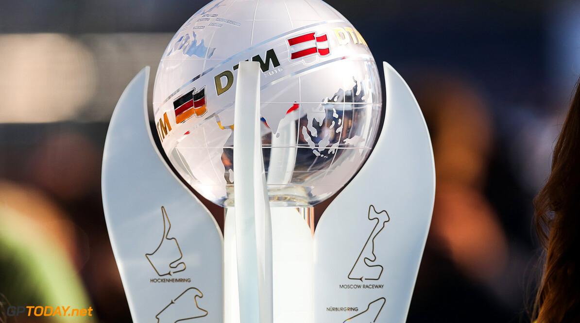 Motorsports: DTM race Hockenheim, Saison 2016 - 9. Event Hockenheimring, GER Motorsports: DTM race Hockenheimring Gruppe C GmbH Hockenheim Germany  Trophy VersandPartnerDTM VersandPartnerStandard