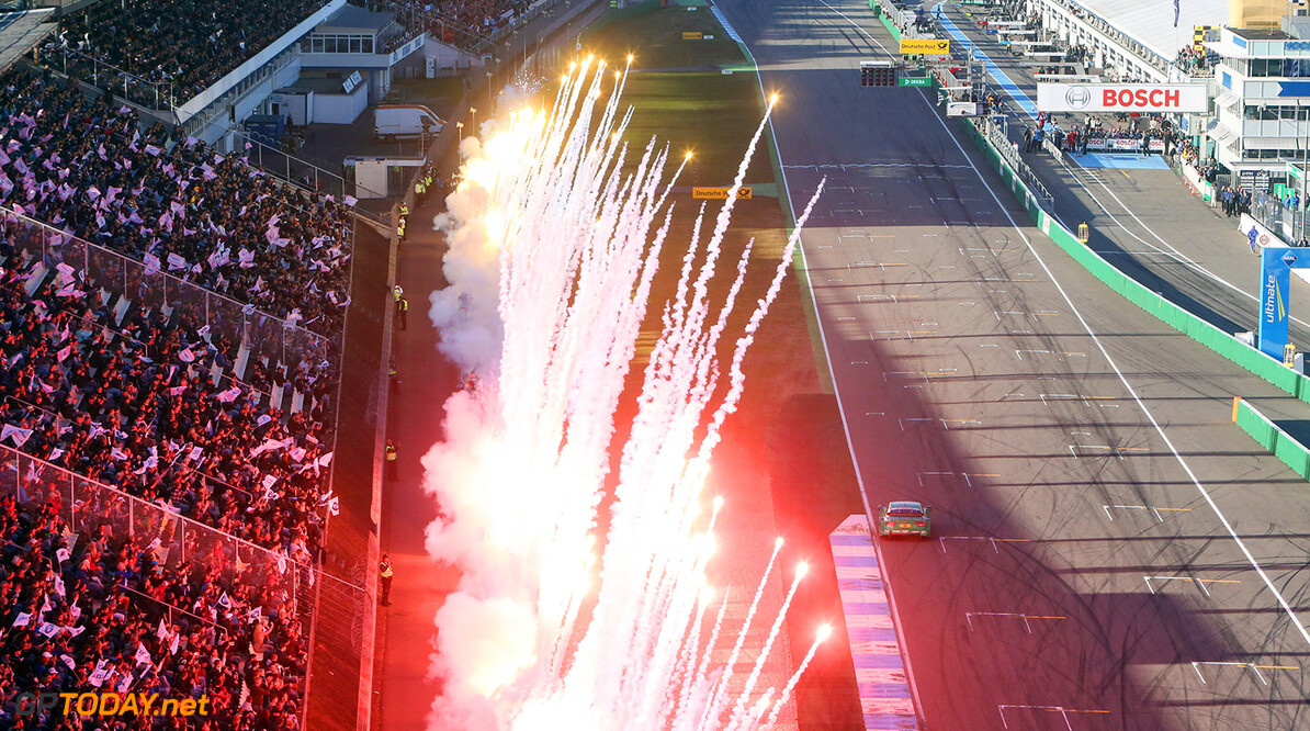 Motorsports: DTM race Hockenheim, Saison 2016 - 9. Event Hockenheimring, GER, #48 Edoardo Mortara (ITA, Audi Sport Team Abt Sportsline, Audi RS5 DTM) Motorsports: DTM race Hockenheimring Gruppe C GmbH Hockenheim Germany  Action VersandPartnerDTM VersandPartnerStandard