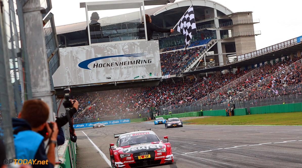 Motorsports: DTM race Hockenheim, Saison 2016 - 9. Event Hockenheimring, GER, #17 Miguel Molina (ESP, Audi Sport Team Abt Sportsline, Audi RS5 DTM) Motorsports: DTM race Hockenheimring Gruppe C GmbH Hockenheim Germany  Action VersandPartnerDTM VersandPartnerStandard