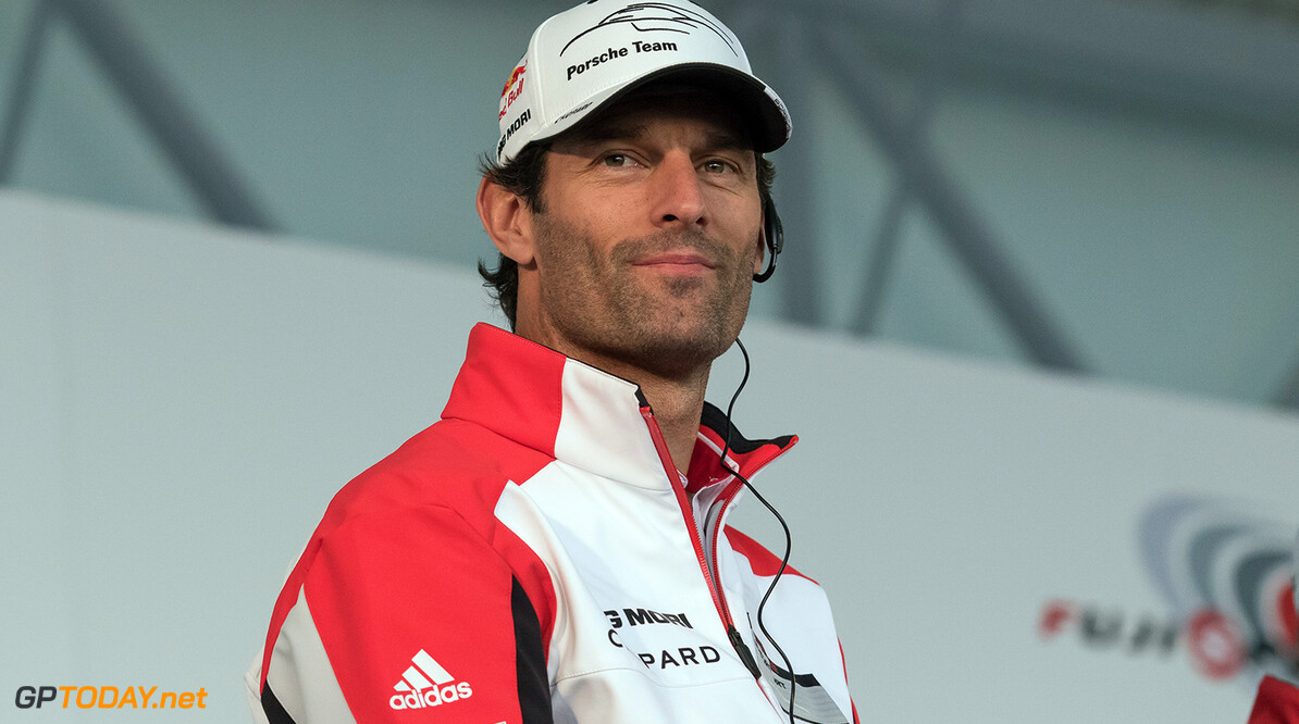 <b>Video:</b> Mark Webber valt door de mand bij auditie
