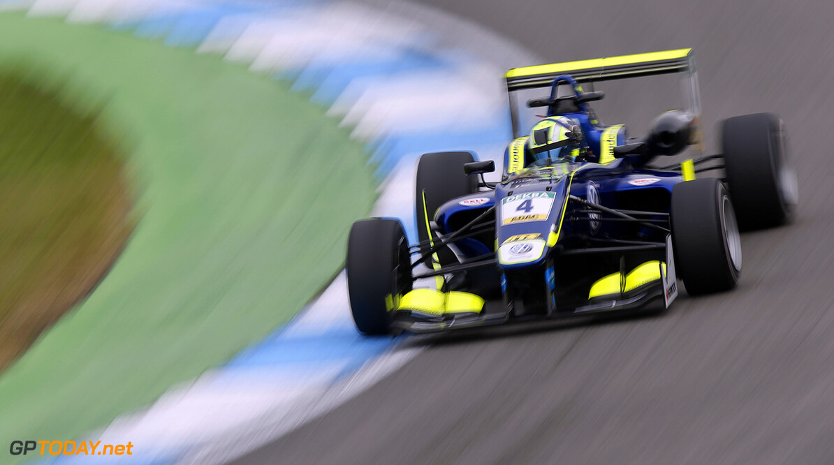 Highly-rated youngster Lando Norris gets F3 seat