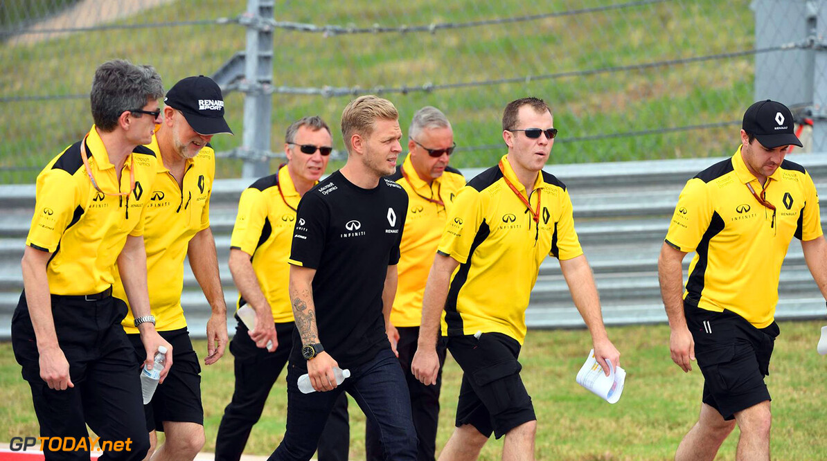 Renault staff give positive review of Kevin Magnussen despite exit