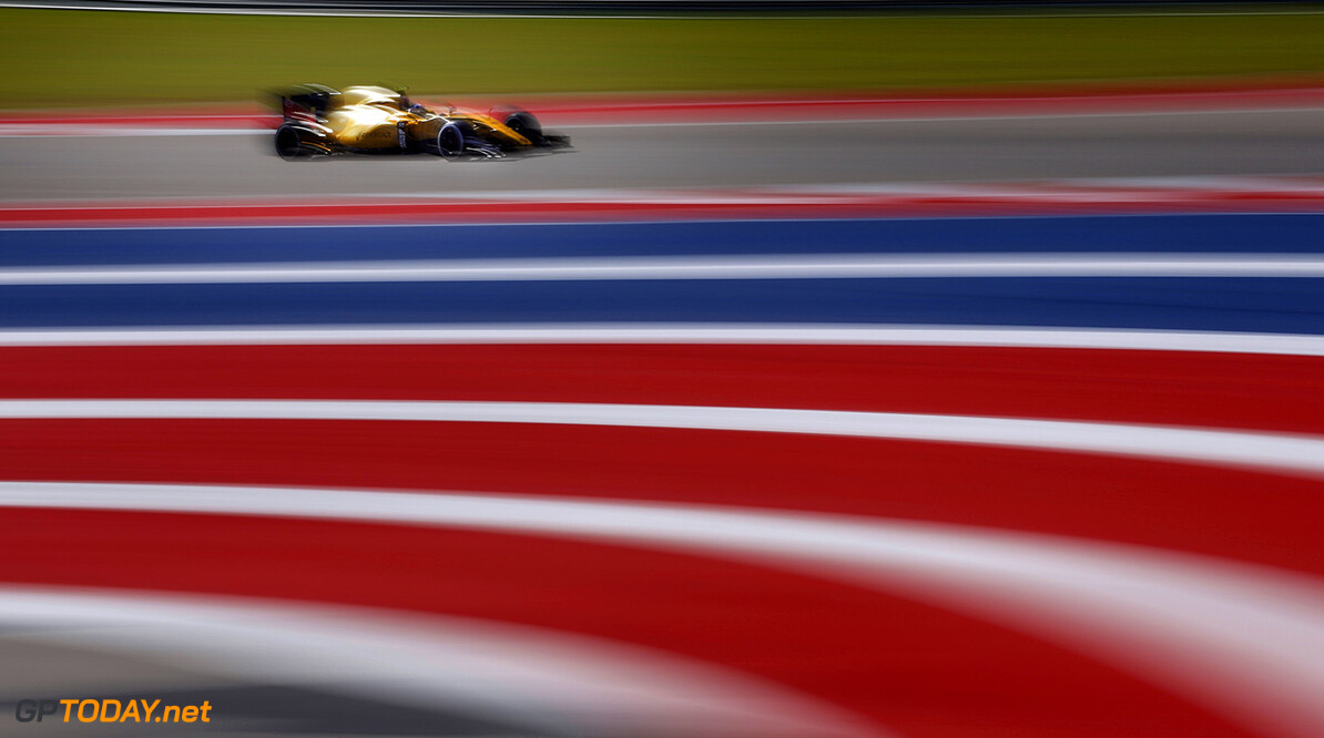30 PALMER Jolyon (gbr) Renault RS.16 action during the 2016 Formula One World Championship, United States of America Grand Prix from october 21 to 23 in Austin, Texas, USA - Photo Francois Flamand / DPPI F1 - USA GRAND PRIX 2016 Francois Flamand Austin United States of America  Ameriques Auto Car Etats Unis D'amerique F1 Formula 1 Formula One Formule 1 Formule Un Grand Prix Monoplace Motorsport October Octobre Race States Uniplace United Usa World Championship