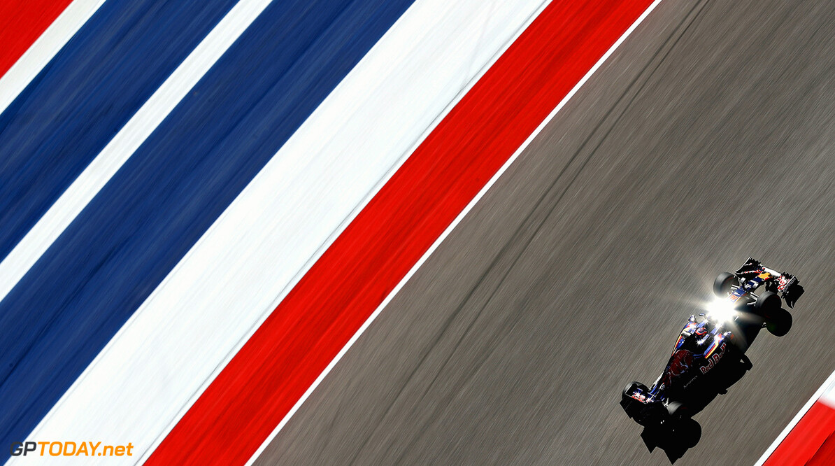 AUSTIN, TX - OCTOBER 21: Daniil Kvyat of Russia driving the (26) Scuderia Toro Rosso STR11 Ferrari 060/5 turbo on track during practice for the United States Formula One Grand Prix at Circuit of The Americas on October 21, 2016 in Austin, United States.  (Photo by Mark Thompson/Getty Images) // Getty Images / Red Bull Content Pool  // P-20161022-00013 // Usage for editorial use only // Please go to www.redbullcontentpool.com for further information. //  F1 Grand Prix of USA - Practice Mark Thompson    P-20161022-00013