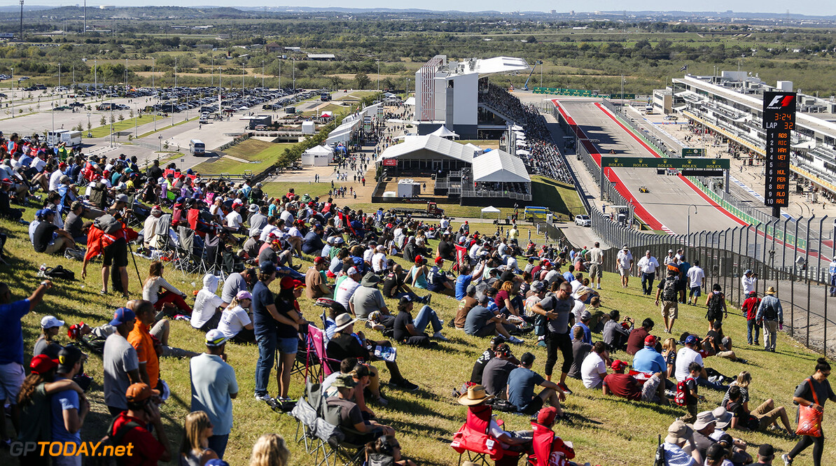 ambiance during the 2016 Formula One World Championship, United States of America Grand Prix from october 21 to 23 in Austin, Texas, USA - Photo Francois Flamand / DPPI F1 - USA GRAND PRIX 2016 Francois Flamand Austin United States of America  Ameriques Auto Car Etats Unis D'amerique F1 Formula 1 Formula One Formule 1 Formule Un Grand Prix Monoplace Motorsport October Octobre Race States Uniplace United Usa World Championship