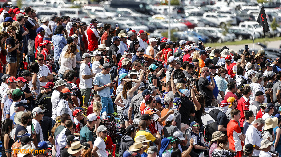 foule crowd during the 2016 Formula One World Championship, United States of America Grand Prix from october 21 to 23 in Austin, Texas, USA - Photo Francois Flamand / DPPI F1 - USA GRAND PRIX 2016 Francois Flamand Austin United States of America  Ameriques Auto Car Etats Unis D'amerique F1 Formula 1 Formula One Formule 1 Formule Un Grand Prix Monoplace Motorsport October Octobre Race States Uniplace United Usa World Championship