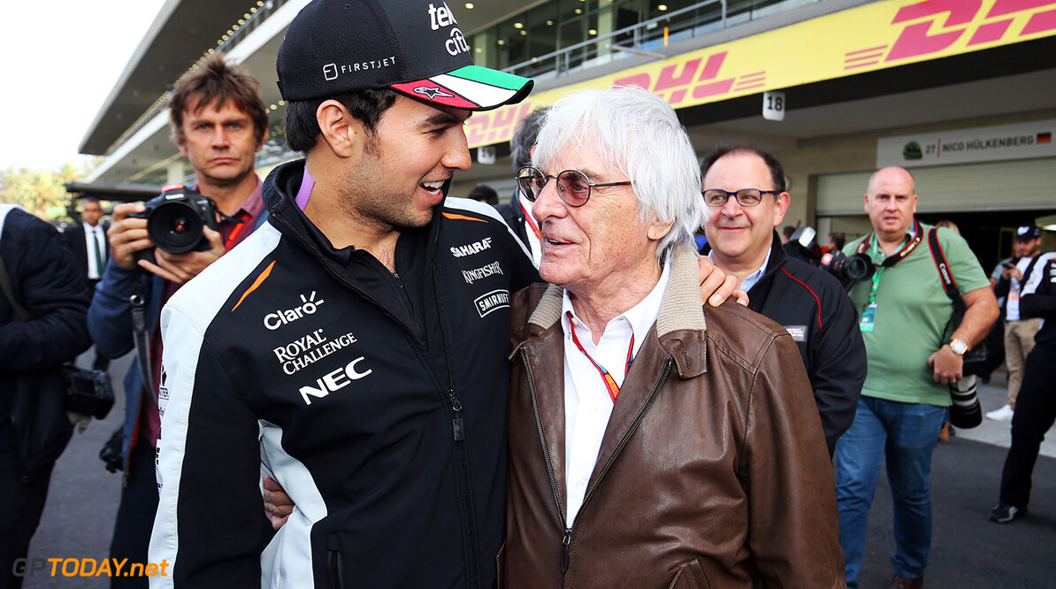 "Sergio Perez: ""It may be more difficult to overtake next year"""
