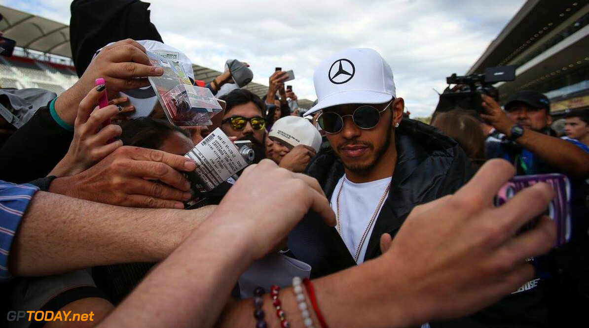 "Lewis Hamilton: ""There's more of a chance that I'll lose it than I'll win it"""