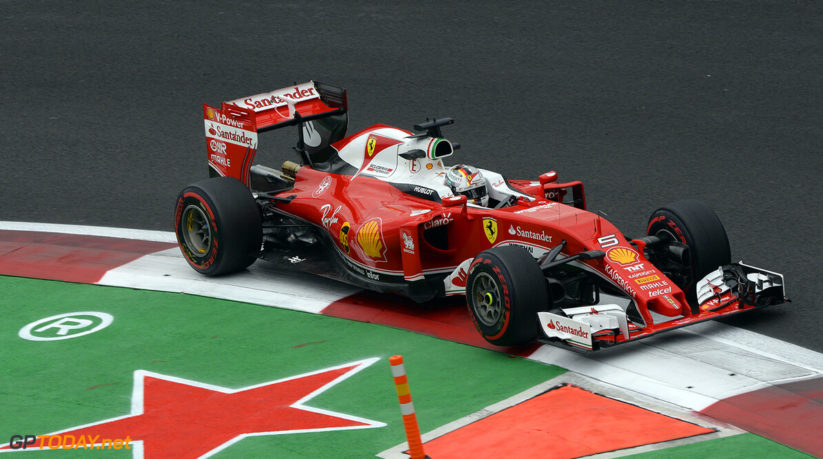 Vettel gekozen tot 'Driver of the Day'