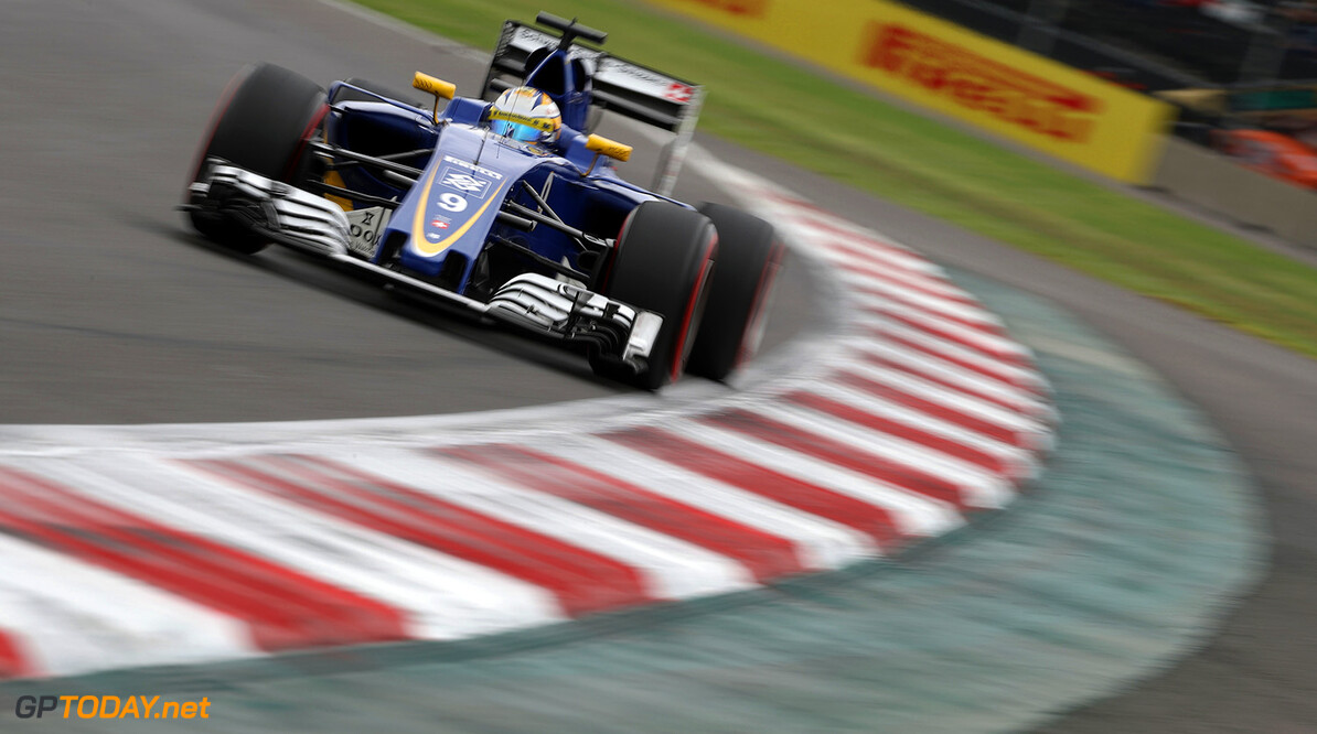 Mexican GP Friday 28/10/16 Marcus Ericsson (SWE) Sauber F1 Team.  Autodromo Hermanos Rodriguez.  Mexican GP Friday 28/10/16 Jad Sherif                       Mexico City Mexico  F1 Formula 1 One 2016 action Ericsson Sauber