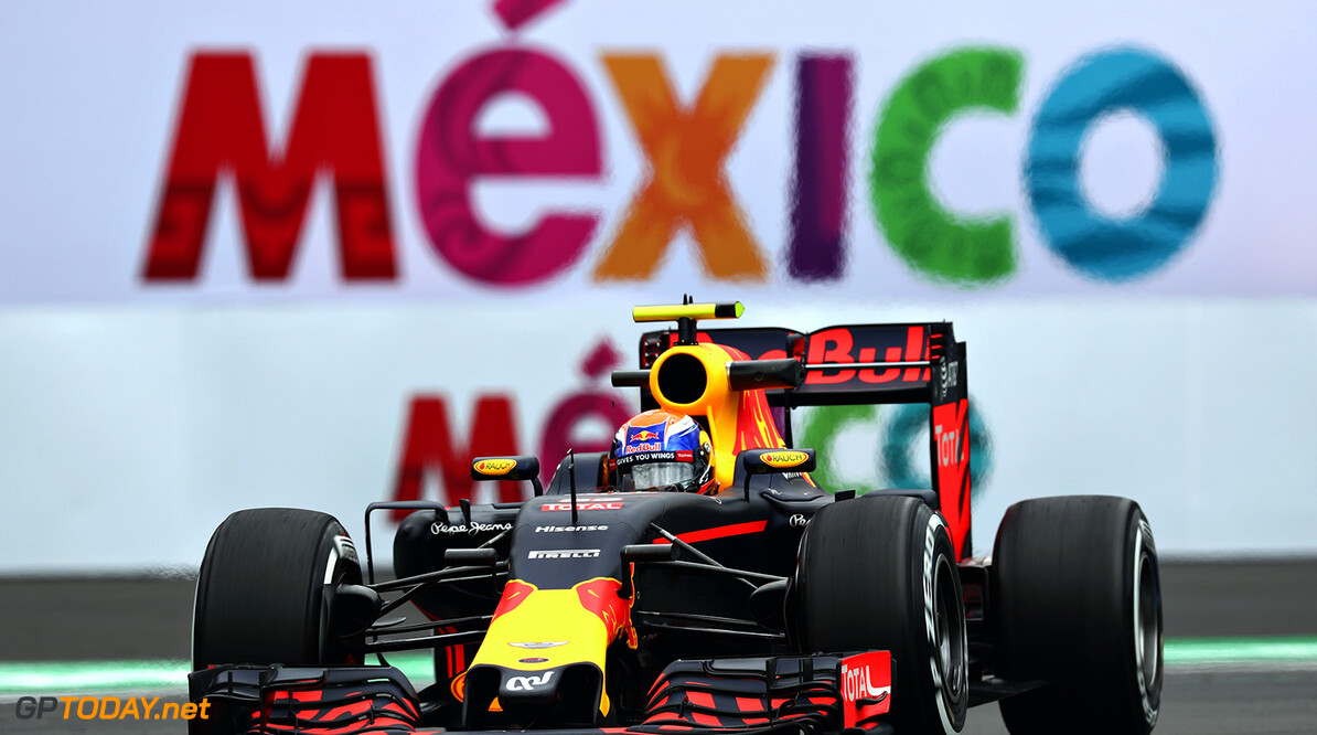 Max Verstappen heads final practice in Mexico