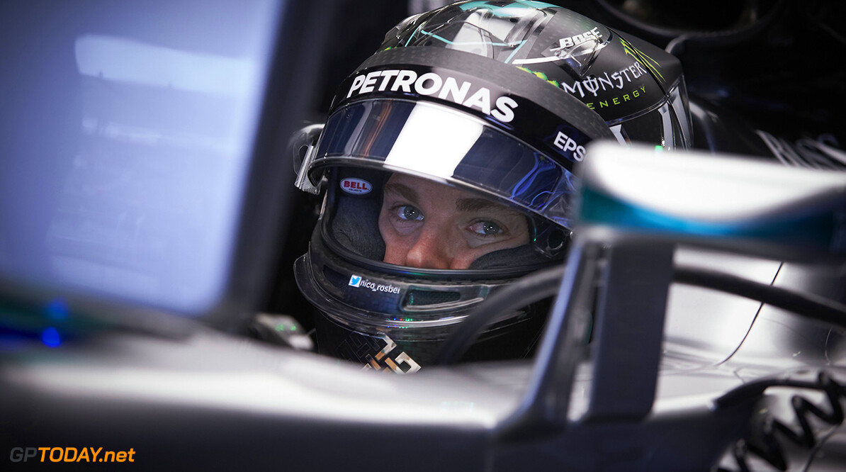 "Nico Rosberg: ""Lewis' lap was brilliant"""