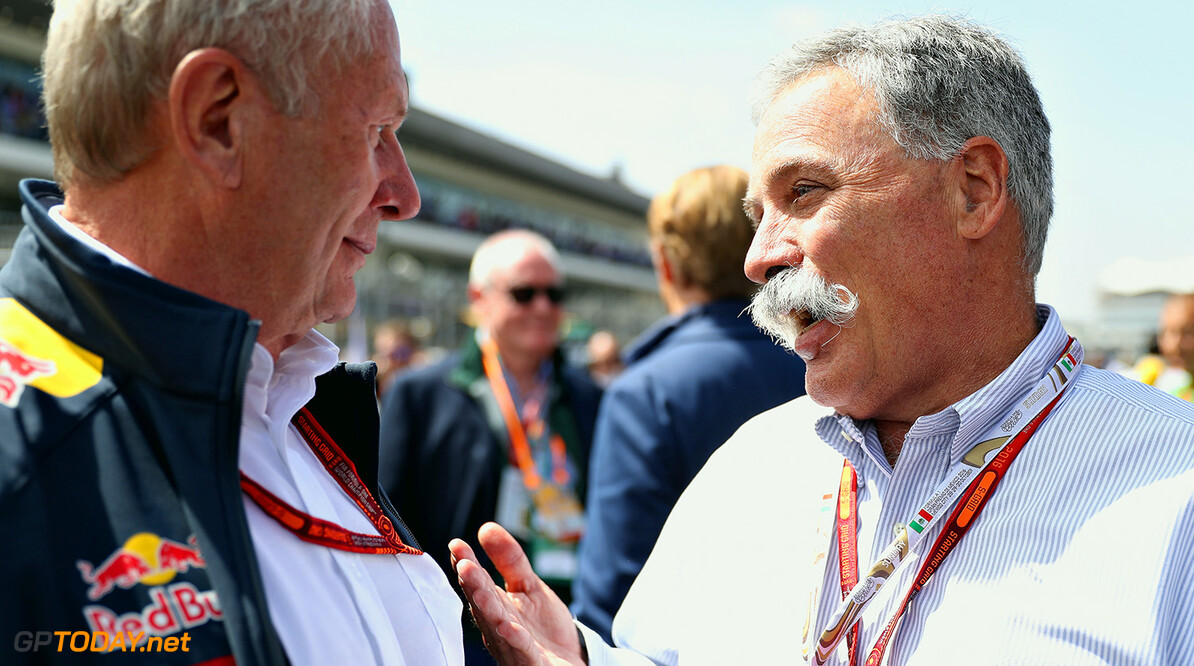 Liberty Media set for F1 vote