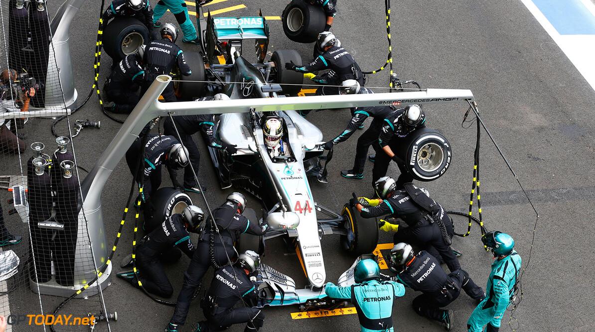 Mercedes nearly retired Lewis Hamilton