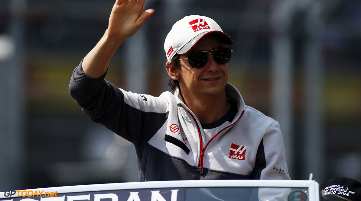 Esteban Gutierrez in discussions with Manor and Sauber