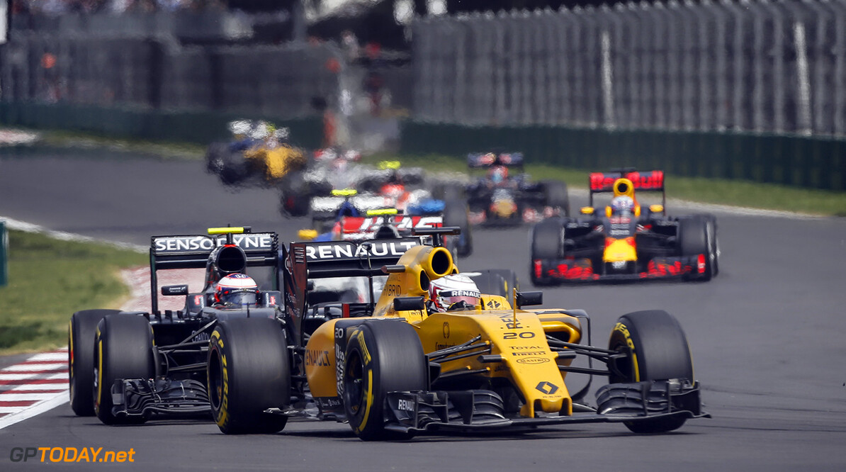 20 MAGNUSSEN Kevin (dnk) Renault RS.16 action during the 2016 Formula One World Championship, Mexico Grand Prix from october 27 to 30 in Mexico - Photo Francois Flamand / DPPI F1 - MEXICO GRAND PRIX 2016 Francois Flamand Mexico Mexico  Ameriques Auto Car Mexique mex Mexico F1 Formula 1 Formula One Formule 1 Formule Un Grand Prix Monoplace Motorsport October Octobre Novembre November Race Uniplace World Championship Autodromo Hermanos Rodriguez