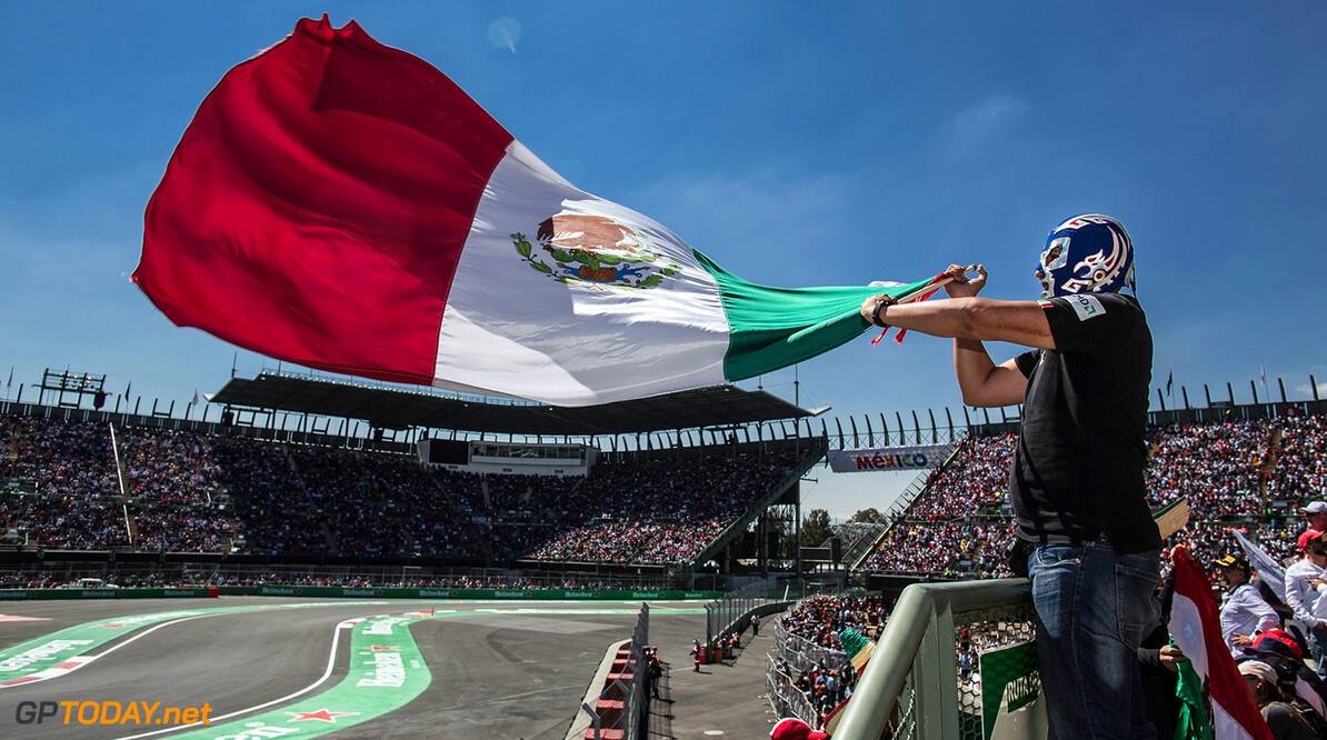 Archivnummer: M48193 Grosser Preis von Mexiko 2016, Sonntag 2016 Mexican Grand Prix, Sunday Wolfgang Wilhelm Mexico City Mexico  Sonntag Aut?dromo Hermanos Rodr?guez Mexiko Grand Prix 2016