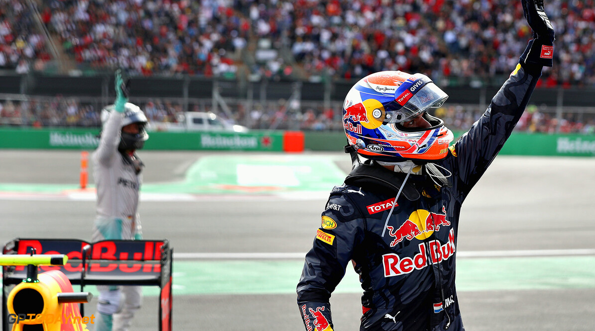 "Max Verstappen saw ""an opportunity to attack"" - Christian Horner"