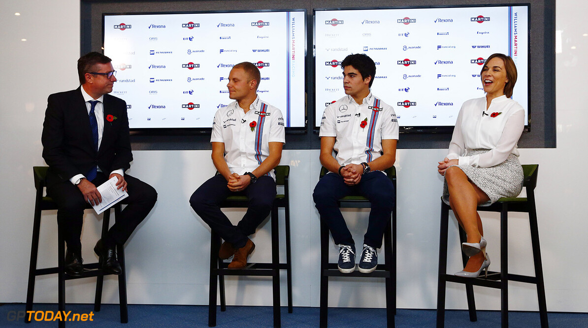 Williams F1 Factory, Grove, Oxfordshire.