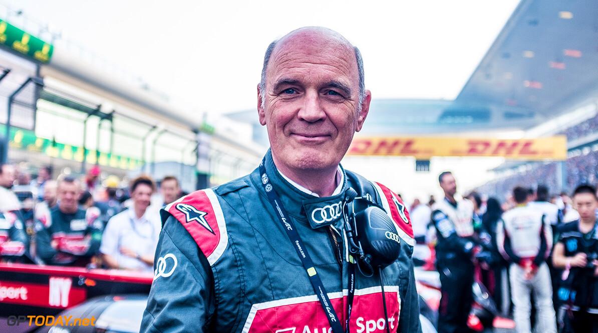 Dieter Gass nieuwe motorsportbaas bij Audi