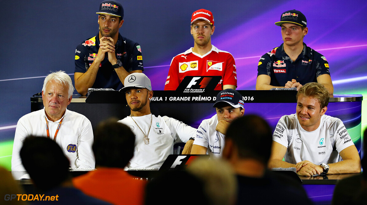 Carlos Sainz not impressed by Charlie Whiting press conference appearance