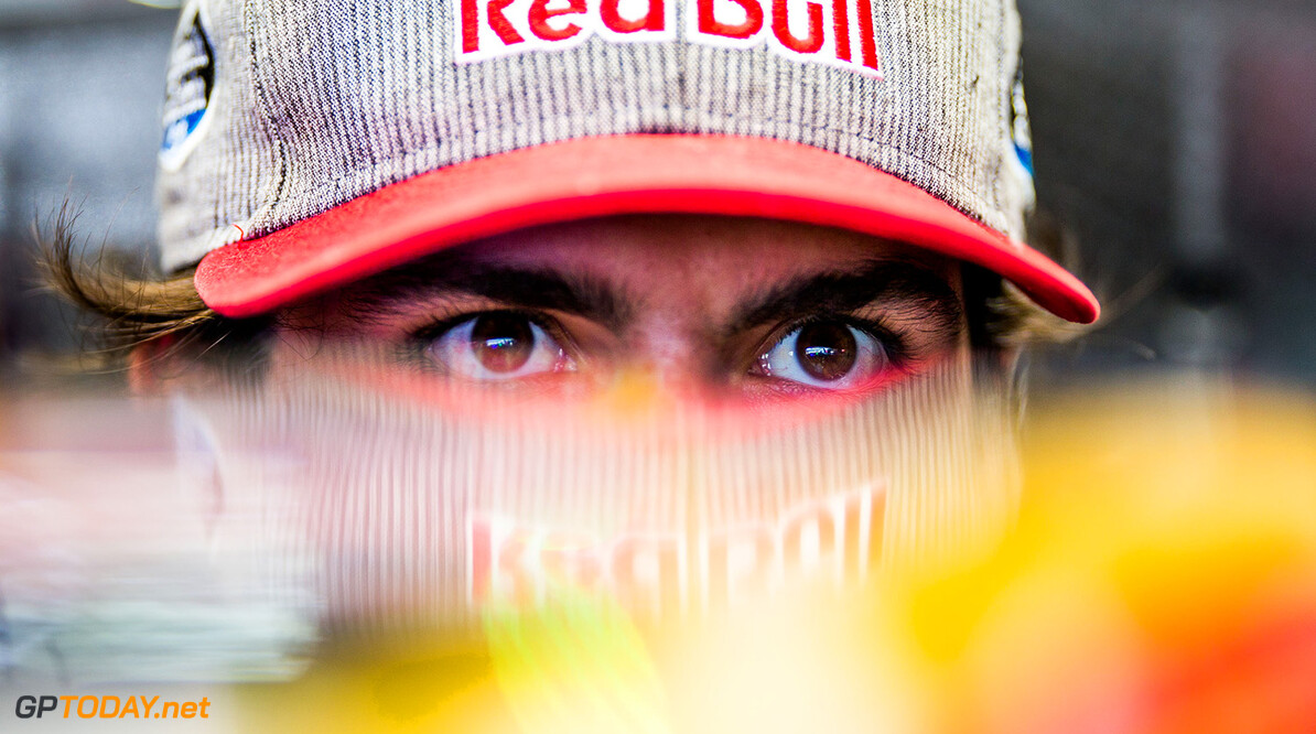 SAO PAULO, BRAZIL - NOVEMBER 10:  Carlos Sainz of Scuderia Toro Rosso and Spain during previews for the Formula One Grand Prix of Brazil at Autodromo Jose Carlos Pace on November 10, 2016 in Sao Paulo, Brazil.  (Photo by Peter Fox/Getty Images) // Getty Images / Red Bull Content Pool  // P-20161110-01652 // Usage for editorial use only // Please go to www.redbullcontentpool.com for further information. //  F1 Grand Prix of Brazil - Previews Peter Fox Sao Paulo Brazil  P-20161110-01652